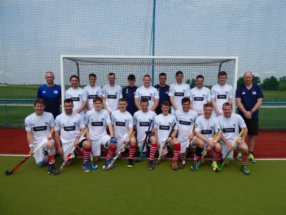 WHC Men 1s - Win in SLovenia